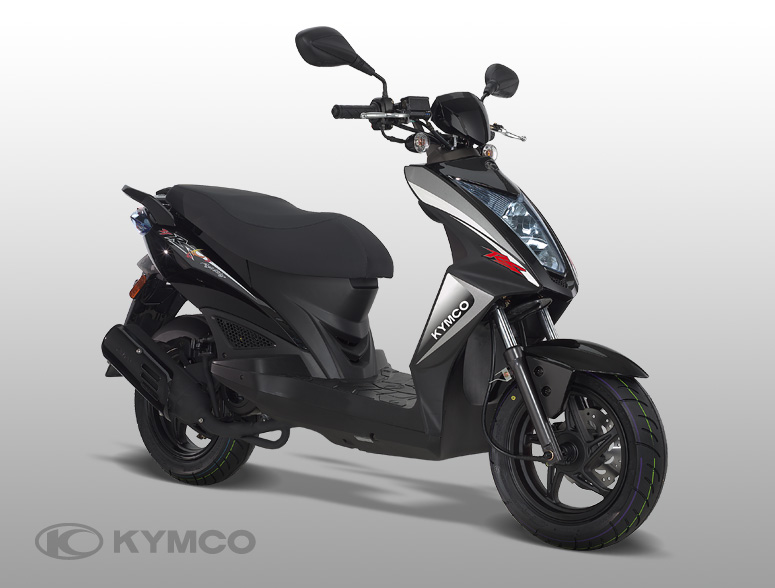 Kymco Agility RS 50 2T Naked - Dueruote
